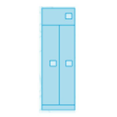 EL-7 - 3 Door Configuration