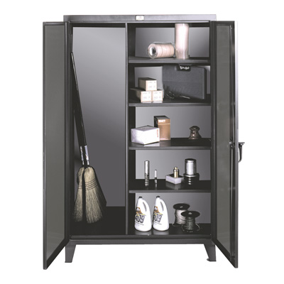 Broom Closet Storage Cabinets