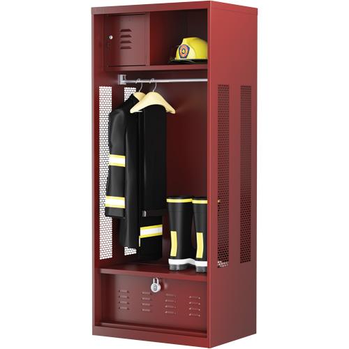Welded Gear Lockers