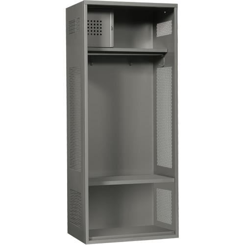 Standard Welded Gear Lockers - Base Model