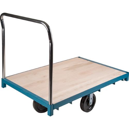 """8"""" Hi-Temp Nylon Wheels - 2500 LBS Capacity"""