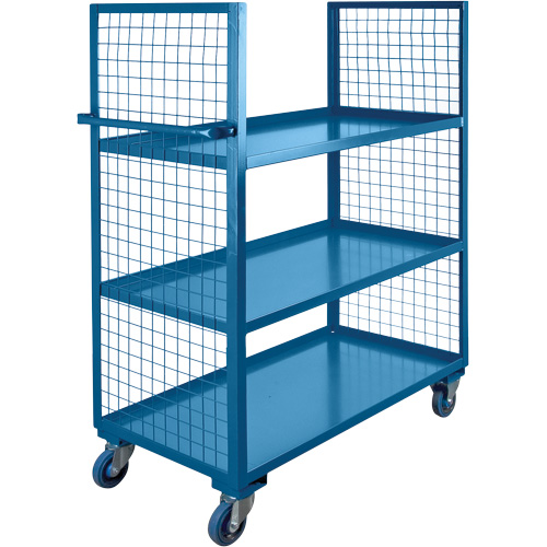 Two Sides, Three Shelves