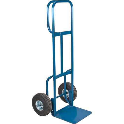"Deluxe 12"" Nose Plate Hand Truck"
