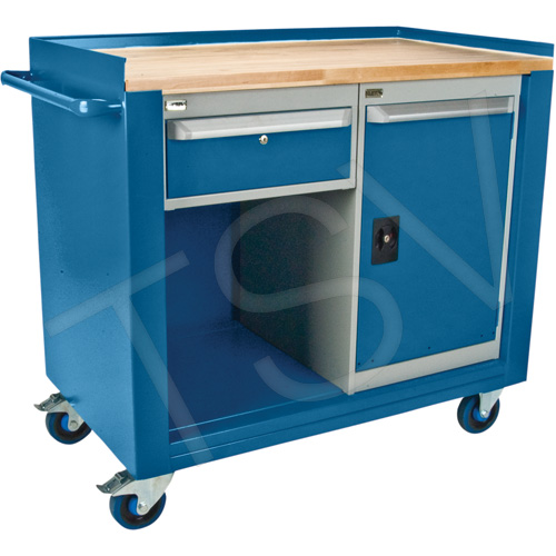 Industrial Duty Mobile Service Benches