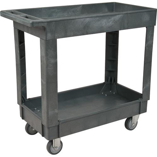 Plastic Utility Service Carts