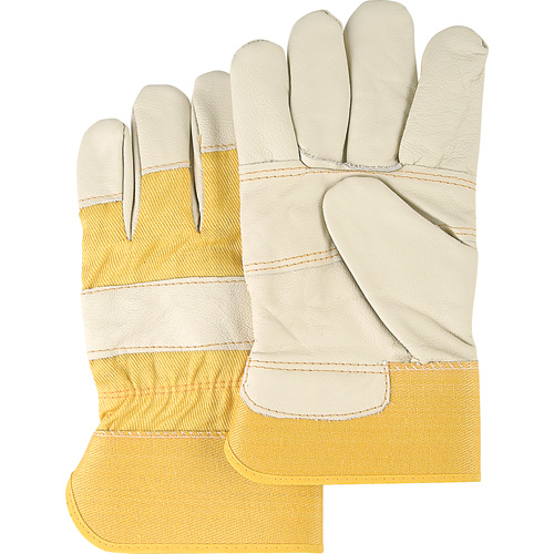 Grain Cowhide Furniture Leather Gloves
