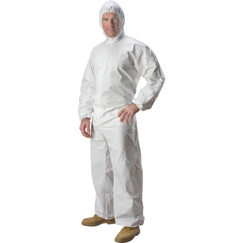 MicroMAX® NS Hooded Coveralls