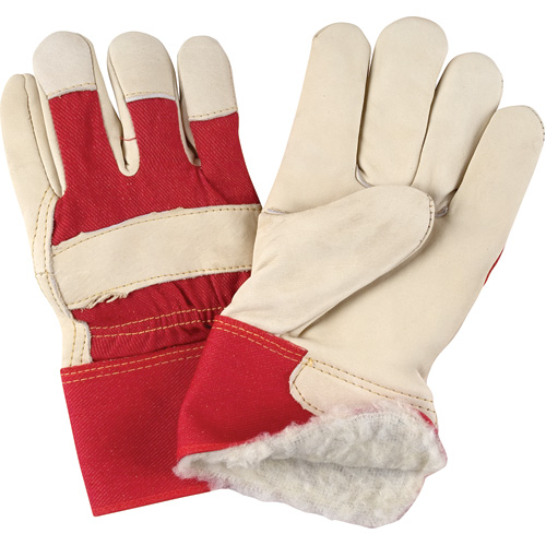 Winter Lined Grain Cowhide Fitters