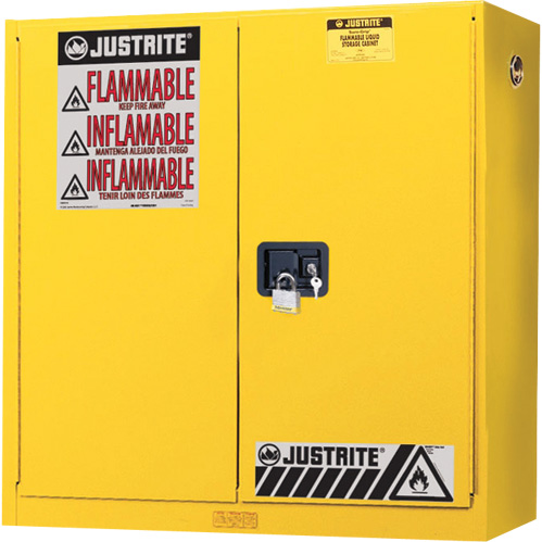 Wall Mount Safety Cabinets