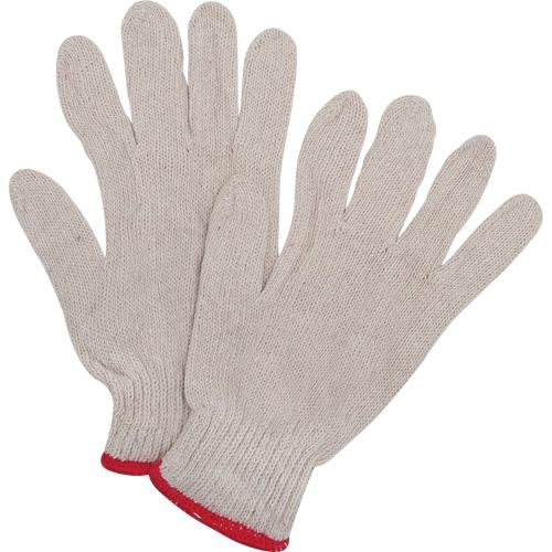 Poly/Cotton String Knit Gloves