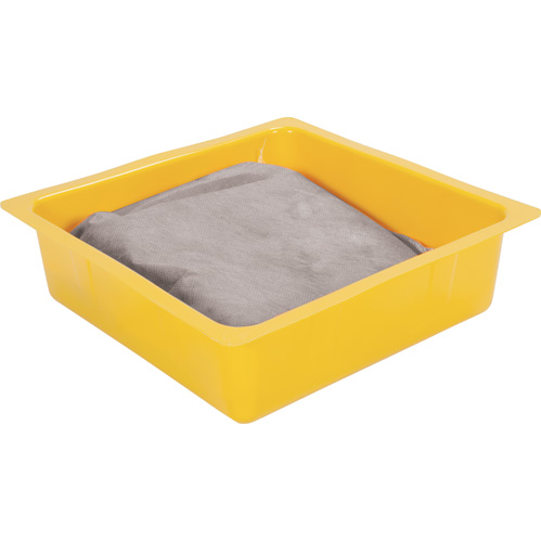 Drum Cover Absorbent Pads & Drip Pans