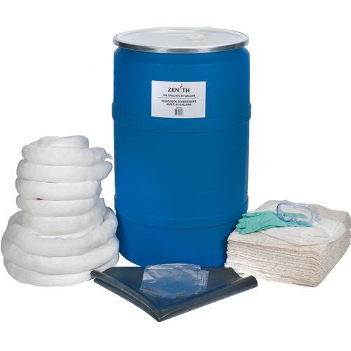 55-Gallon Capacity Spill Kits