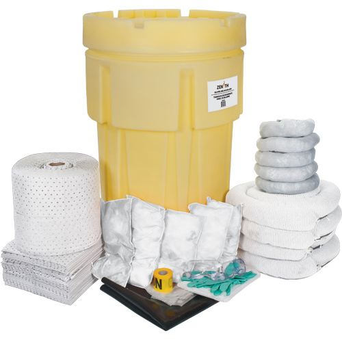 95-Gallon Capacity Spill Kits