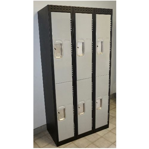 Heavy Duty Industrial Lockers