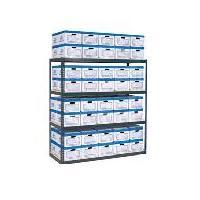 Complete Units (Includes Shelving, Deck & Boxes)