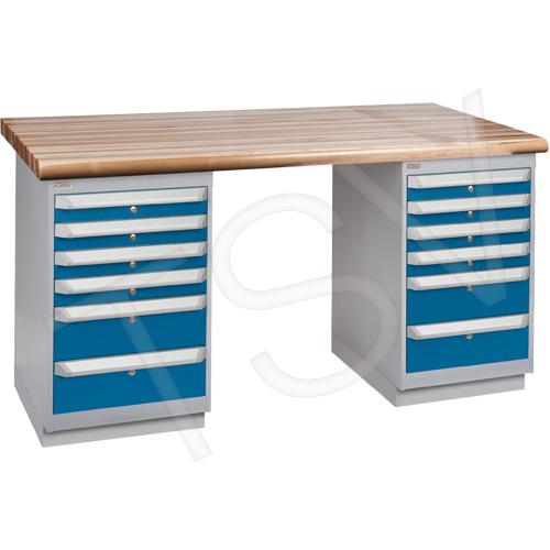 Laminated Wood Top