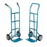 Rubber Wheel Hand Trucks