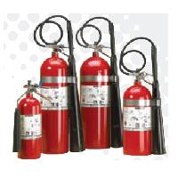 Aluminum Cylinder Carbon Dioxide (CO2 ) Fire Extinguishers