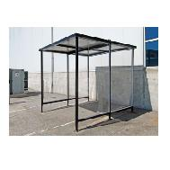 Exterior Smoking Shelter