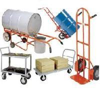 Warehouse Trucks & Carts