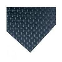 Non-Conductive Diamond Plate Switchboard No.701 Matting - Width: 4' - Length: 75'
