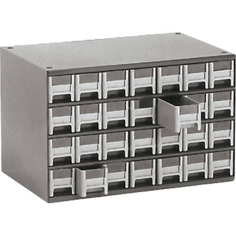 Modular Parts Cabinets - No. of Drawers: 28