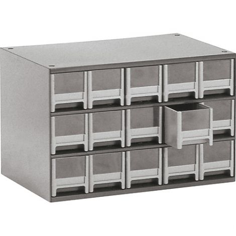 Modular Parts Cabinets - No. of Drawers: 15