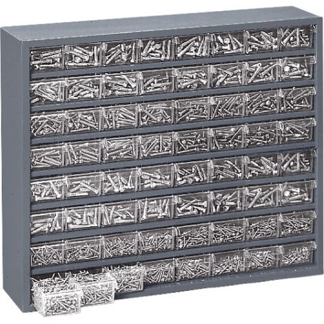 Heavy Duty Drawer Cabinets - No. of Drawers: 64