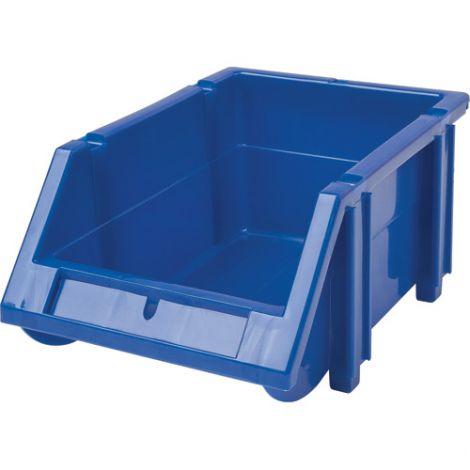 """Hi-Stak Plastic Bins - 4 13/16""""W x 7 1/8""""D x 3 3/16""""H - Case/Qty: 60"""