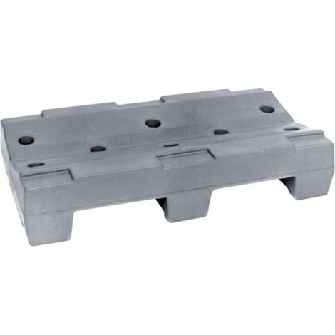 """Roll Pallets - Static Capacity: 1500 lbs. - Dynamic Capacity: 1500 lbs. - Pallet Entry: 2-Way - Length: 21"""""""