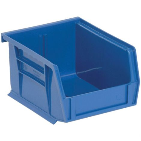"Quantum™ Bins - Capacity: 30 lbs. - Outside Width: 5-1/2"" - Outside Depth: 10-7/8"" - Case/Qty: 24"