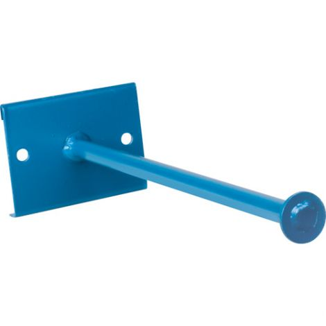 """Stationary Bin Racks - Accessories for Louvered Panels - Hook Length: 12"""" - Case/Qty: 4"""