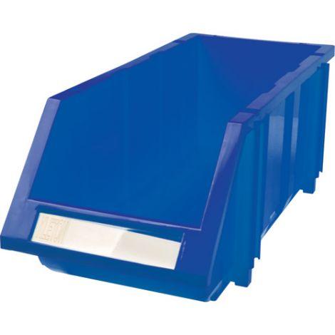 """Hi-Stak Plastic Bin - 7-7/8""""W x 17-11/16""""D x 7""""H - Case/Qty: 12"""