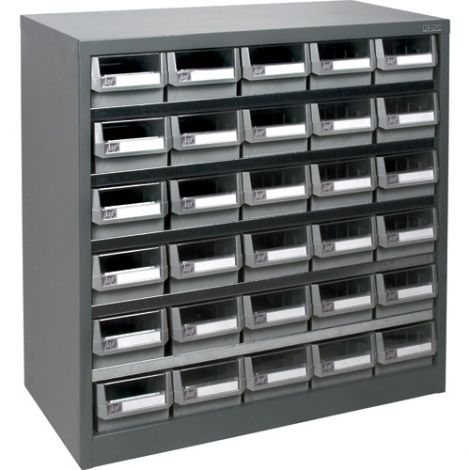 KPC-HD Heavy-Duty Parts Cabinets - No. of Drawers: 30