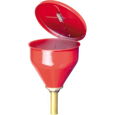 """Safety Drum Funnels - 6"""" Flame Arrestor"""