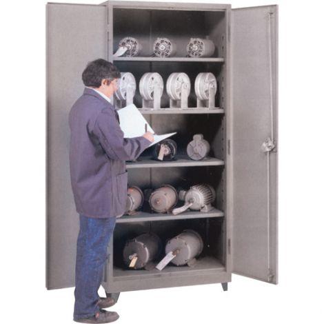 "Heavy Gauge Storage Cabinets - 36""W x 21""D x 42""H"