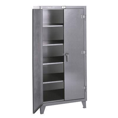 "Rough and Tough Storage Cabinets - Extra Shelf - 24""D x 72""W"