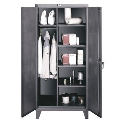 "Wardrobe/Storage Cabinet - 24""D x 60""W x 72""H"