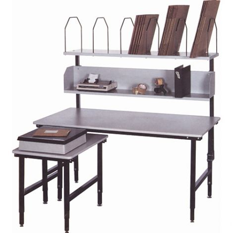 """Packaging & Shipping Station - C Series Bench - Width: 83"""" - Depth: 33"""" - Height: 60"""""""