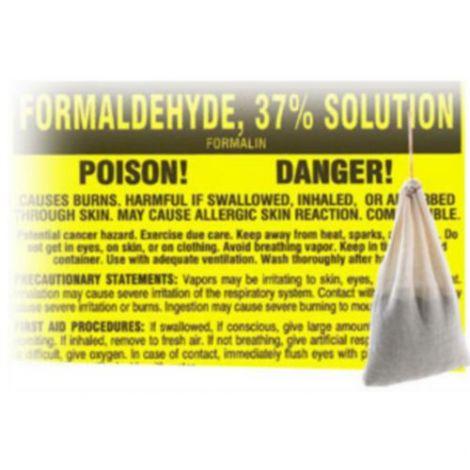 Smelleze™ Formaldehyde Absorbent Pouch