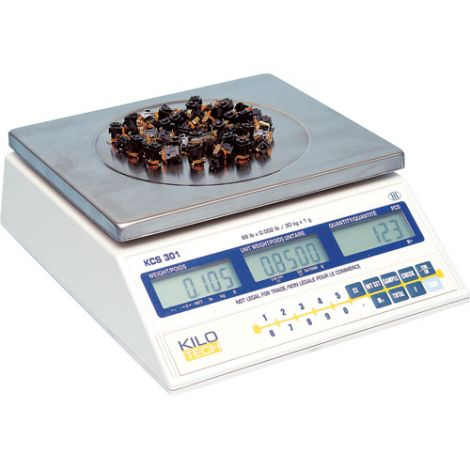 Digital Counting Scale - Capacity: 13.2 lbs. / 6 kg