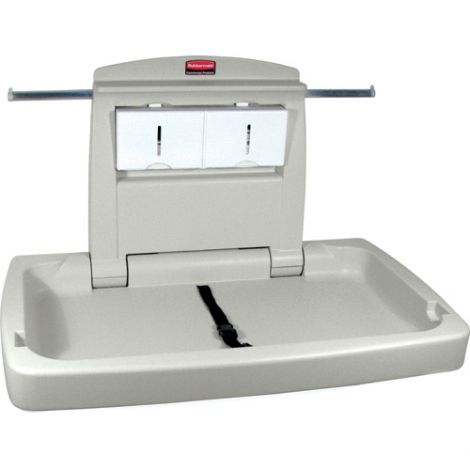 """Horizontal Baby Changing Stations - Width: 21-1/2"""" - Length: 33-1/4 """""""