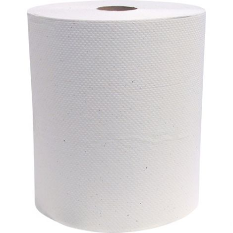 Select™ Paper Towel Roll - Roll Length: 800' - White