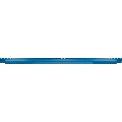 8' Door Track - Colour: Blue