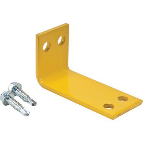 Wall Bracket Kit - Colour: Yellow