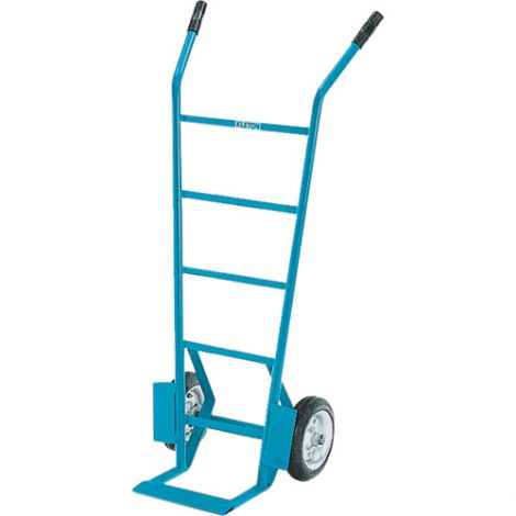 Heavy-Duty Dual Handle Hand Truck (Steel)