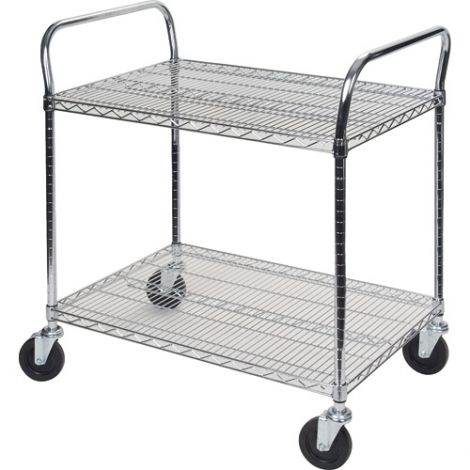 "Utility Carts - Overall Width: 24"" - Overall Depth: 60"""