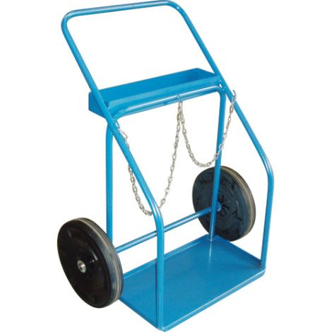 "Gas Cylinder Carts - 25""W x 13""D"