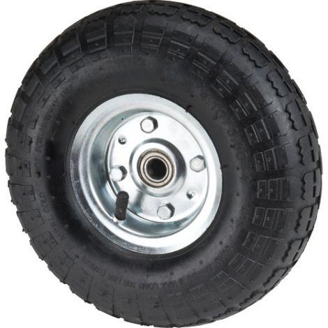 "Hand Truck Replacement Wheel - Wheel: Pneumatic - Wheel Size: 10""H x 3""W"