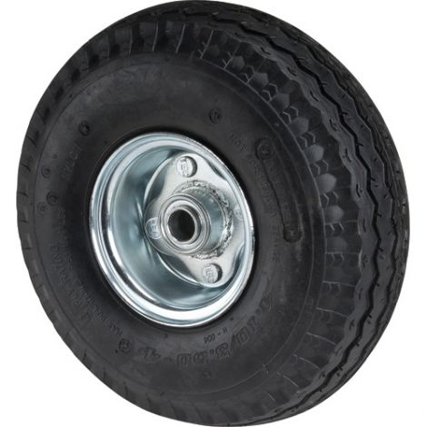 "Hand Truck Replacement Wheel - Wheel Material: Pneumatic - Wheel Size: 10""H x 3""W - Case/Qty: 8"